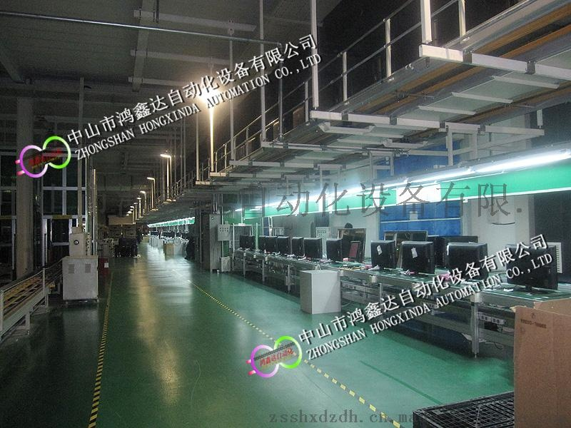显示屏生产线,液晶面板自动装配线,LCD检测流水线56736715