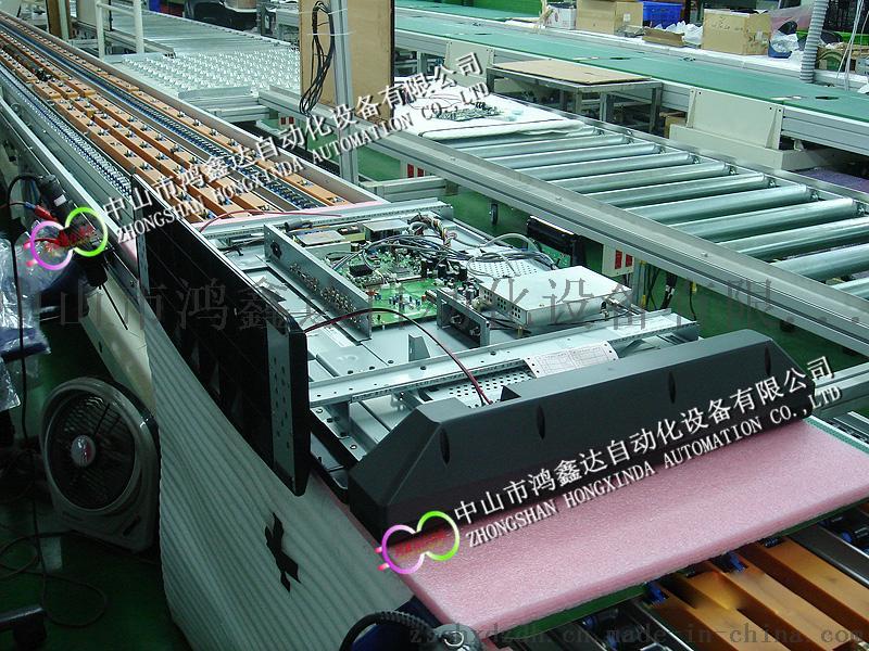 顯示屏生產線,液晶面板自動裝配線,LCD檢測流水線56736705