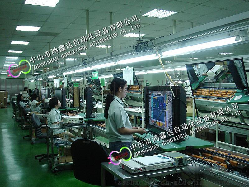 顯示屏生產線,液晶面板自動裝配線,LCD檢測流水線56736745