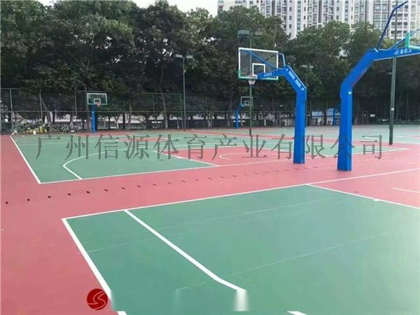 海南海口篮球场地面施工及球场材料厂家112575045