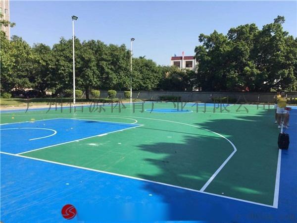 海南三亚篮球场工程建设及塑胶篮球场材料厂家112575425