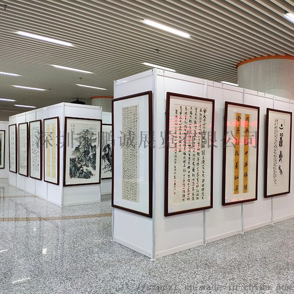 深圳海报宣传展板搭建_摄影展板租赁公司112416362