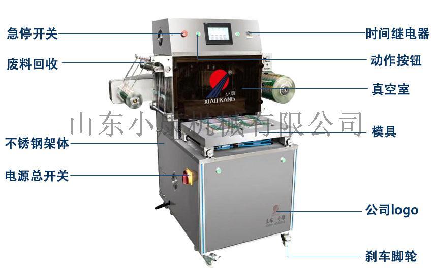 厂家直销小康牌气调包装机,熟食气体置换保鲜包装机112531772