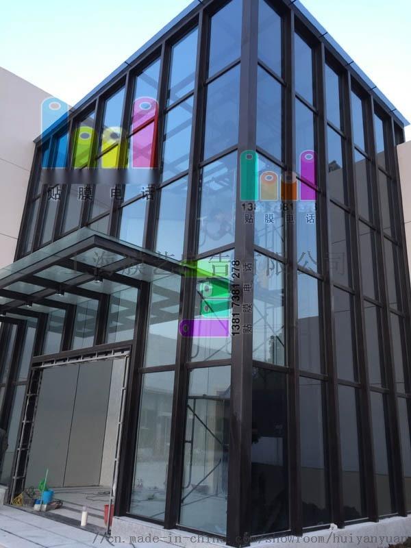 上海透明膜玻璃贴膜 ,装饰玻璃贴膜 上海渐变膜贴膜824590022