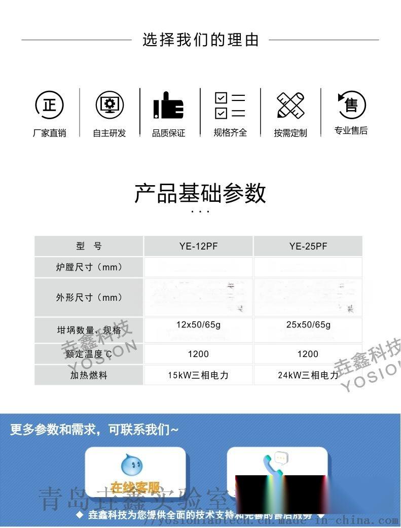 火试金熔样炉2-青岛垚鑫实验室科技有限公司