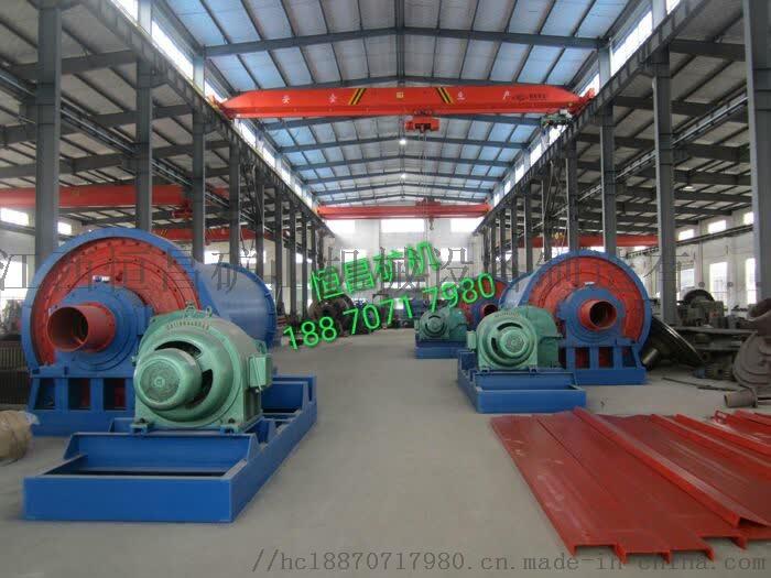 大型球磨机厂家 高铝陶瓷球磨机 节能球磨机112402922