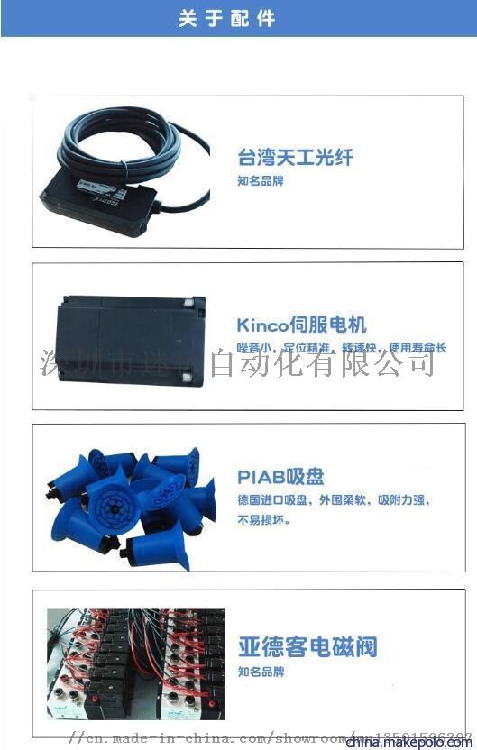 面膜折叠机 面膜折叠入袋机 面膜装袋机113200385