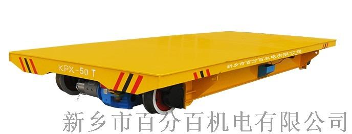 较润德35吨电动地爬车 搬运钢丝绳平板车111129832