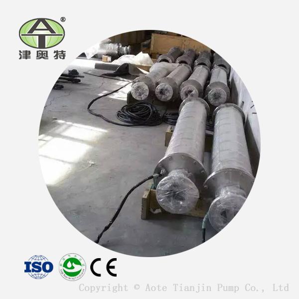 津奥特AT200QH不锈钢深井潜水泵价格\白钢潜水泵型号选择54505155