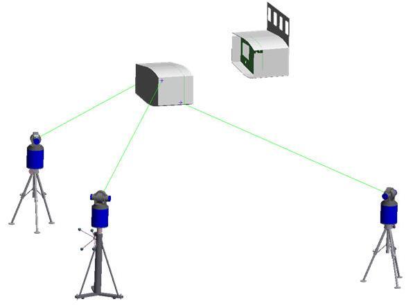 SpatialAnalyzer 高性能工业测量软件116280225