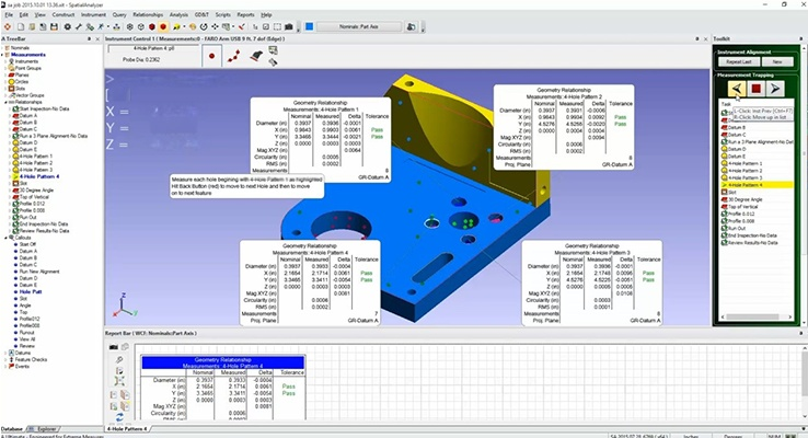 SpatialAnalyzer 高性能工业测量软件116280285