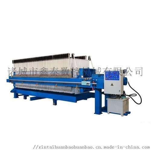 隔膜压滤机概述及工作原理843294292
