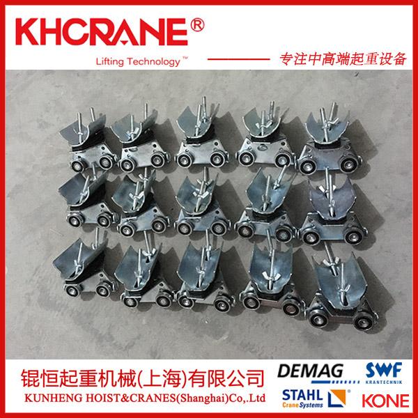 KBK柔性轻轨吊挂装置主梁吊点I型II型手动葫芦863304645