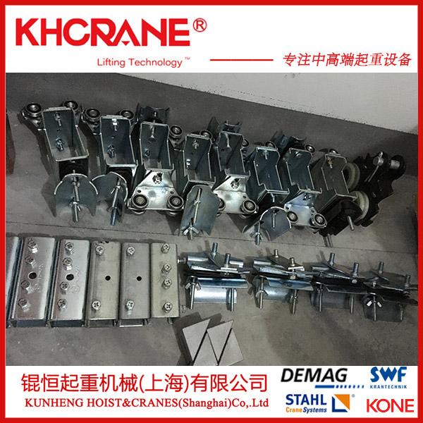 KBK柔性轻轨吊挂装置主梁吊点I型II型手动葫芦863304665