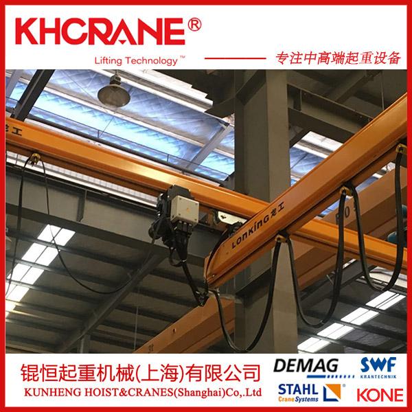 kbk柔性组合悬挂式起重机德马格电动葫芦欧式起重机117999205