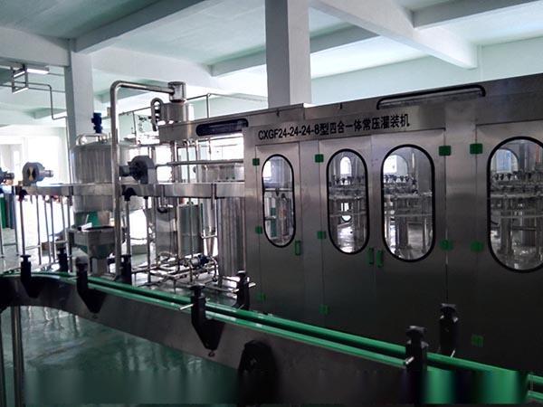 (果茶生產設備)6000瓶果汁飲料生產線規劃方案92662962