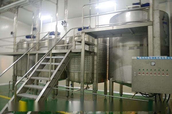 出口設備板栗酵素整套加工設備 板栗酵素生產設備91264922