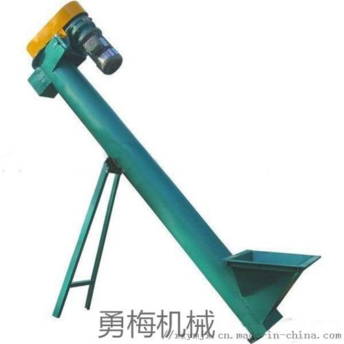 河南勇梅定做全自动软管吸粮机 自吸吸料机117256382