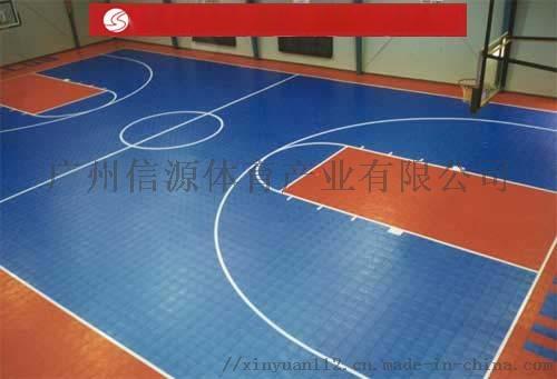 懸浮地板籃球場-專業可拆卸懸浮地板籃球場鋪設866373075