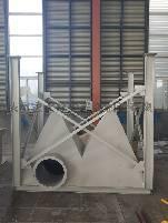 陕西咸阳沥青搅拌站专用DMC-36型仓顶脉冲除尘器119794262
