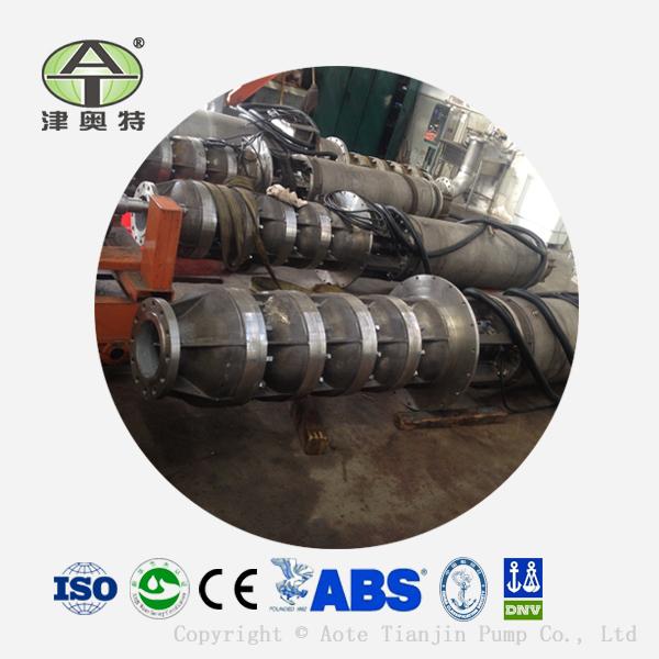 400QJH300吨流量五级叶轮245米扬程不锈钢潜水泵厂家直销52982425