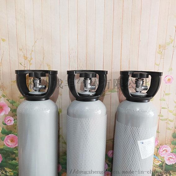 血氣分析用標準氣4升8升鋁合金瓶標準氣充換氣服務860619525