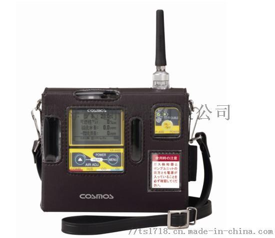 日本原裝進口XA-4400複合型氣體檢測儀872957605