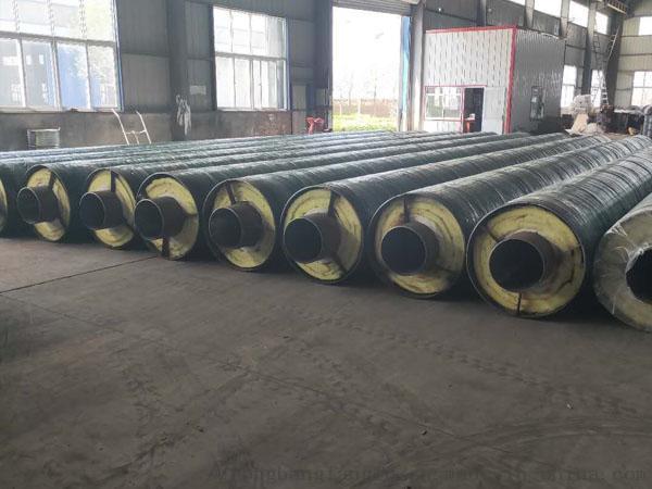 山西钢套钢复合保温管,地埋蒸汽保温管851634532