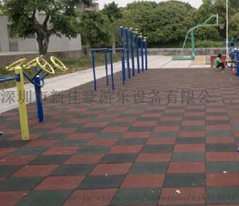 深圳彩色安全地垫,户外现浇EDPM橡胶安全地垫厂家123502395
