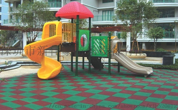 深圳彩色安全地垫,户外现浇EDPM橡胶安全地垫厂家123502365