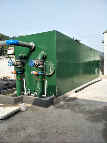 一体化净水处理设备