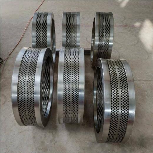560型颗粒机模具 环摸颗粒机压辊配件850024372