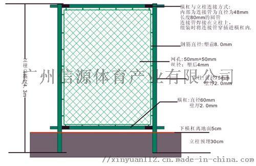 籃球場圍網|網球場圍網|足球圍網燈光設施廠家104237235