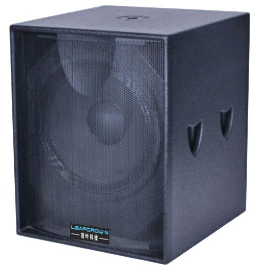專業音箱S18