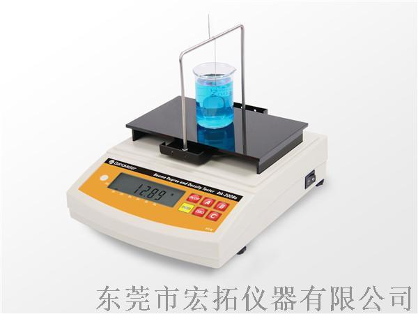 液體比重計 液體比重測試儀872330025