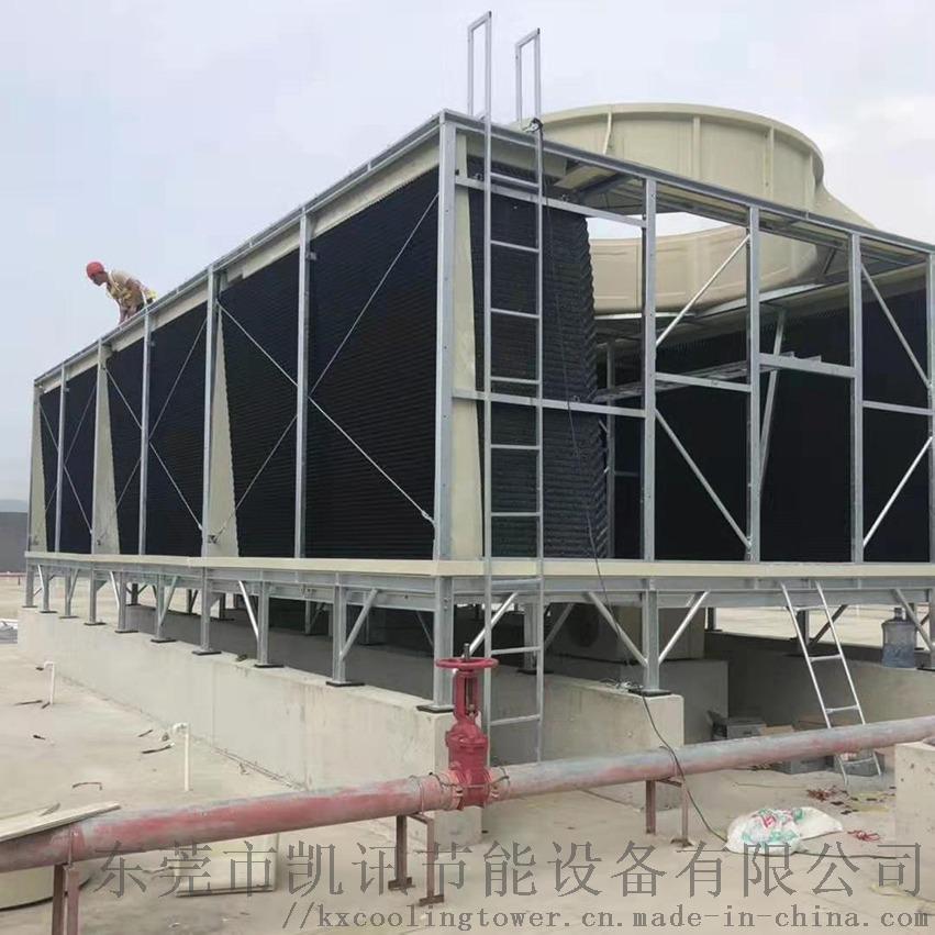 600T超靜音方形冷卻塔 橫流式方形冷卻塔125296495