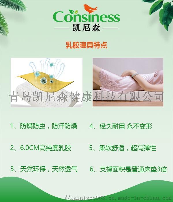 改善睡眠乳胶枕厂家_四星级酒店乳胶枕批发商_凯尼森119955785