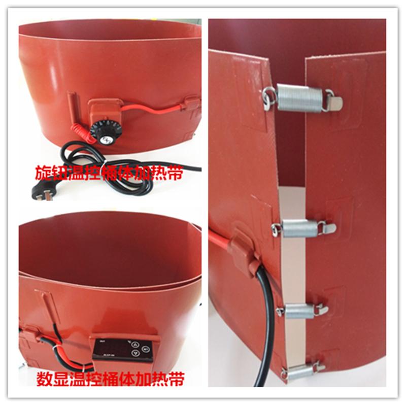 硅橡胶加热板电热板加热垫 带背胶加热贴125780845