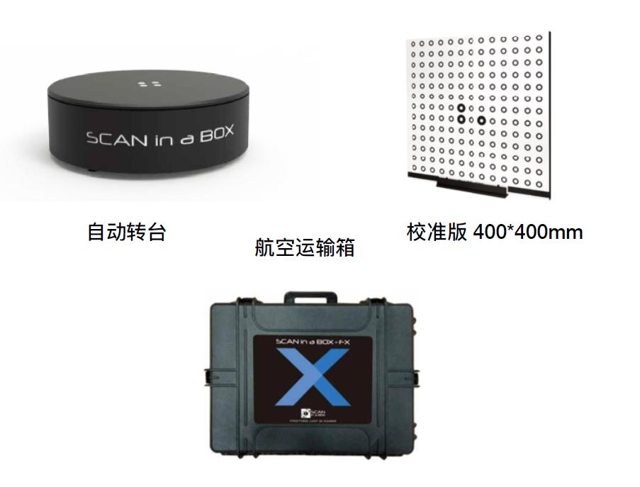 Scan In a Box 三维扫描仪—上海880802205
