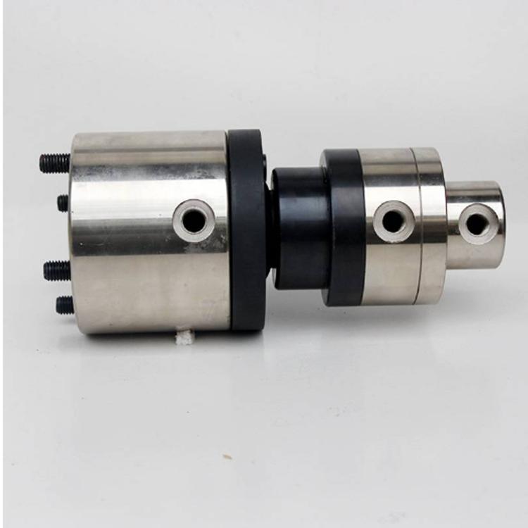 H型不锈钢异形直通式旋转接头 颗粒机旋转接头分油器857458162