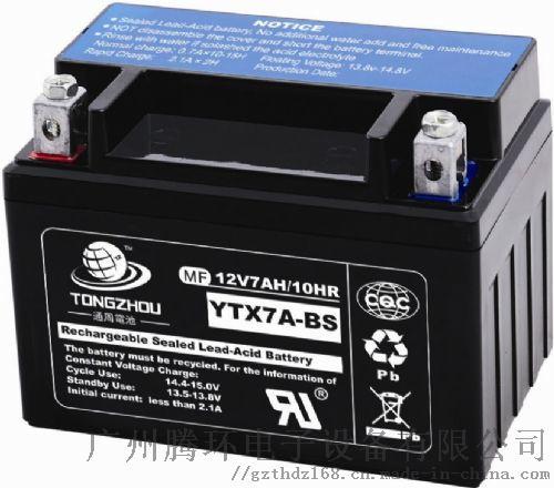 摩托车铅酸蓄电池YTX7-BS882458585