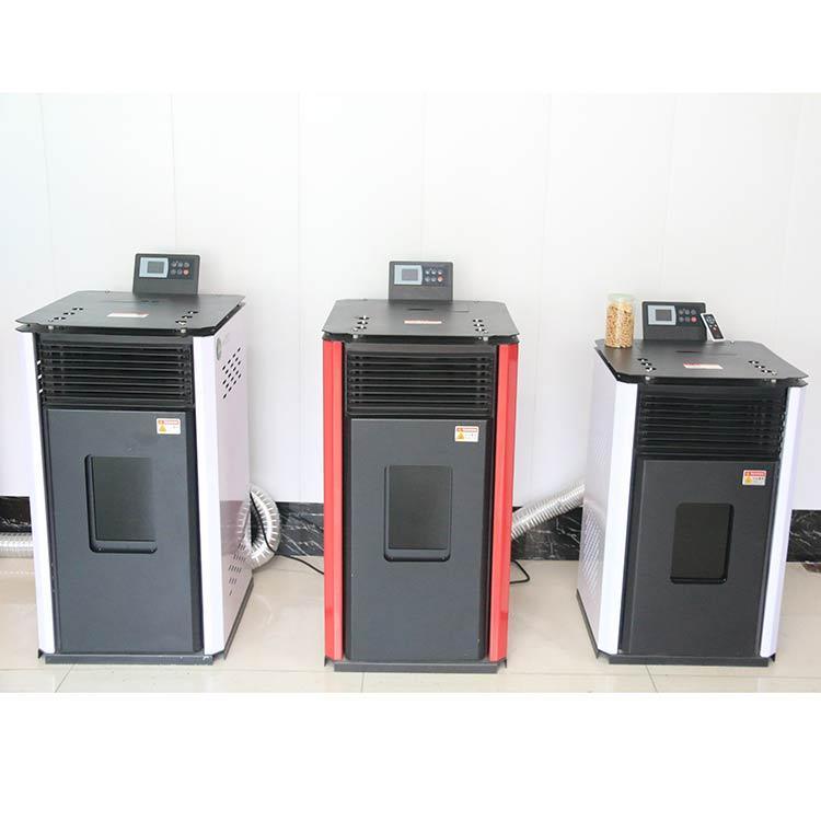 各种型号颗粒炉厂家 自动控温颗粒取暖炉858853792