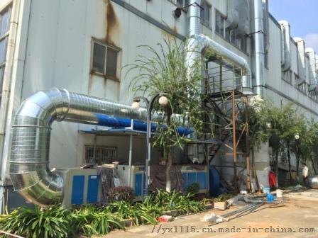 家具板厂有机废气处理设备109392242
