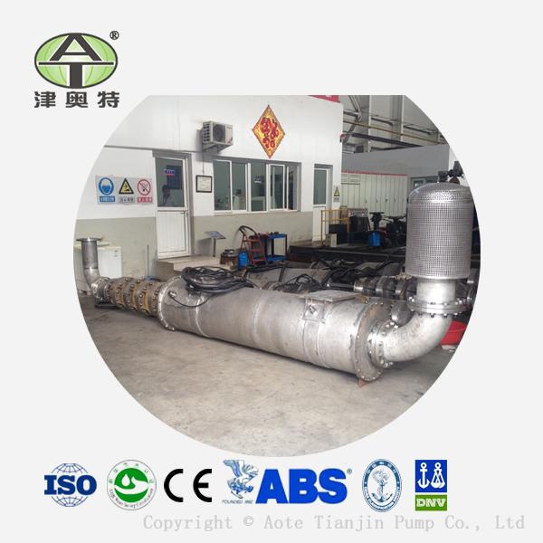 海用不锈钢潜水泵直销\水中长时间运行的不锈钢潜水泵54596585