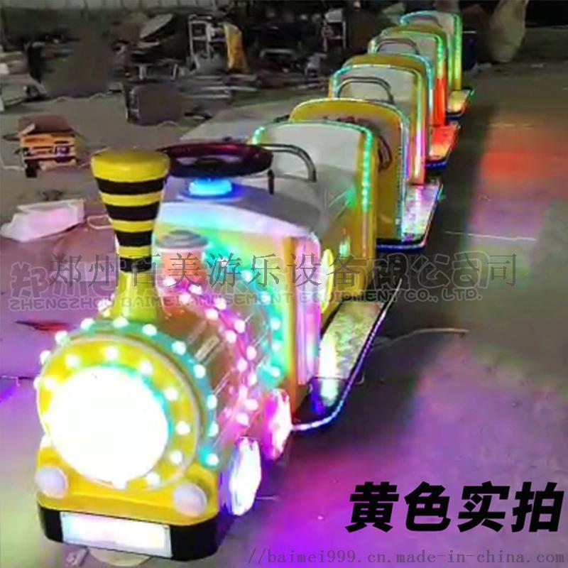 黄色无轨小火车实拍0.jpg