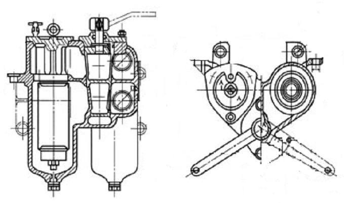 油滤器,SPL型  网片式油滤器823372915