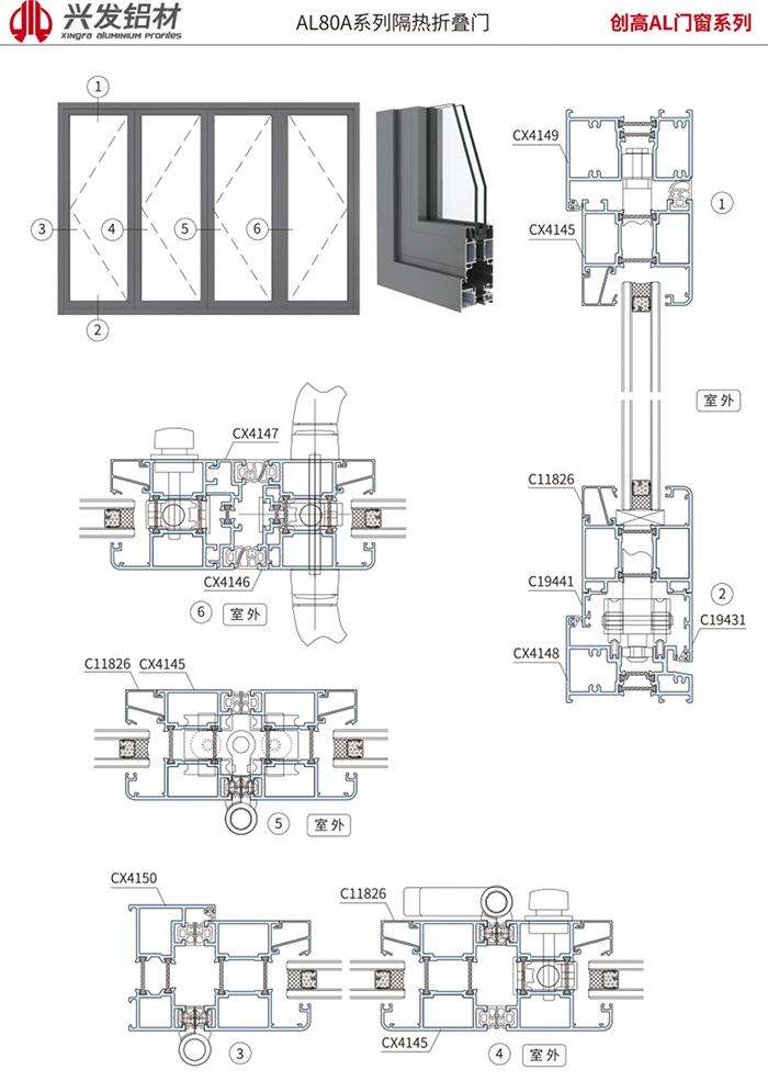 AL80A系列隔热折叠门2 副本.jpg