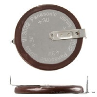 纽扣 卧式电池焊接、耐高温引脚镀金激光焊接862487012