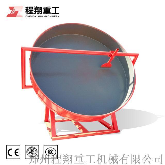牛粪鸡粪生产线造粒设备圆盘造粒机和搅齿造粒机哪个 适合103039772