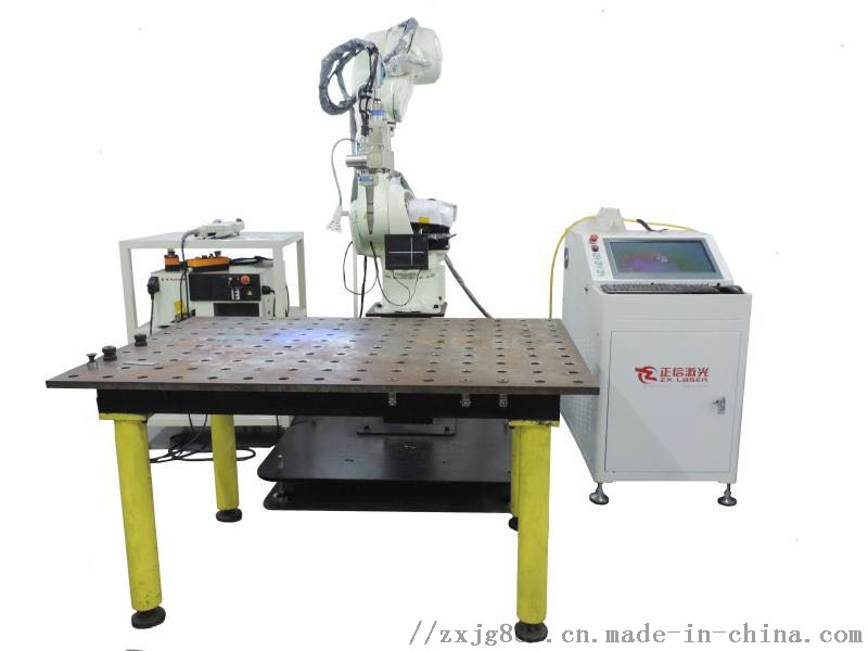 东莞正信激光 供应机器人连续光纤激光焊接机827024942